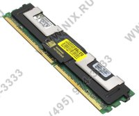 Память Kingston DDR-II FBDIMM 1GB   KVR667D2D8F5-1G