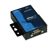 Moxa NPort 5110A Serial Device Server HLP-A RS-232